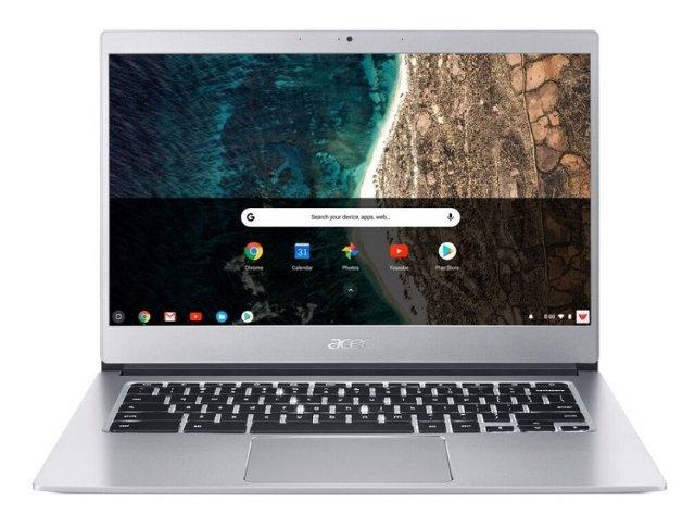 Acer Chromebook 514: стильный 14-дюймовый хромбук с металлическим корпусом и сенсорным экраном