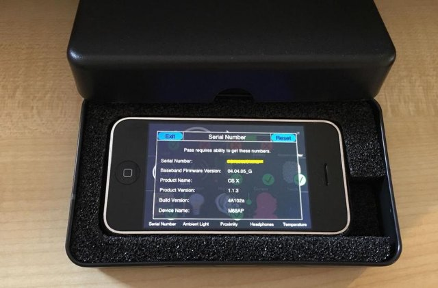 Редкий прототип оригинального iPhone выставлен на eBay