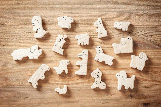 Значение деревянных игрушек в развитии детей
