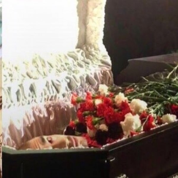 В Москве прошли «сакральные похороны» рэпера Хаски