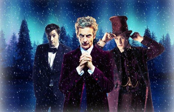 В Сети появился трейлер нового сезона сериала «Доктор Кто»