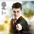 Персонажей «Гарри Поттера» увековечили в новых уникальных марках