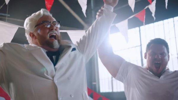 Звезда «Игры престолов» сыграл полковника Сандерса в рекламе KFС