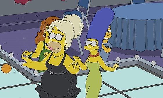 «Гомер уже не тот!»: Легендарный персонаж «Симпсонов» превратится в травести-диву – сеть