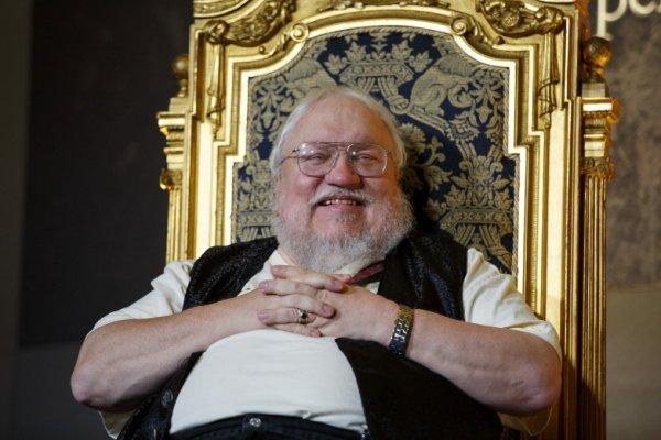 Джордж Р.Р. Мартин: Приквел «Игры престолов» не будет называться «Долгая ночь»