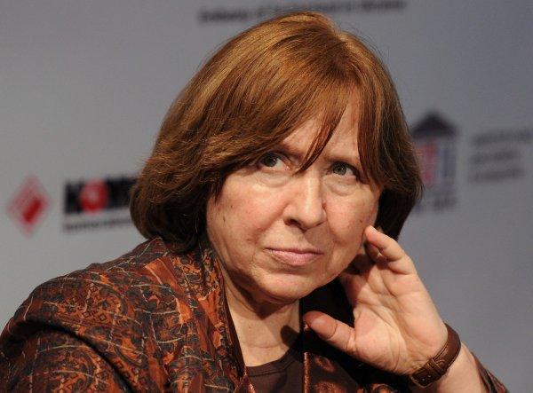Нобелевский лауреат не стала выступать в Одессе из-за угроз