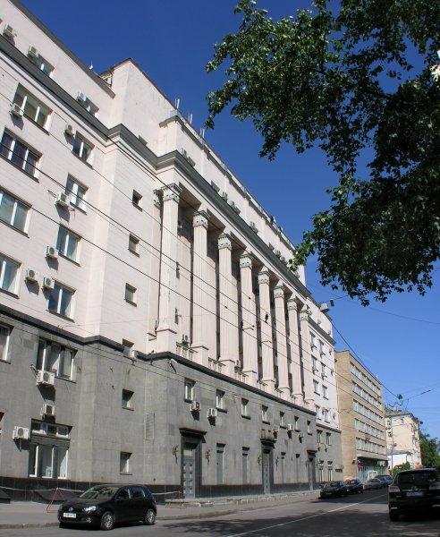Союз композиторов попросил Путина сохранить  Дом звукозаписи в Москве