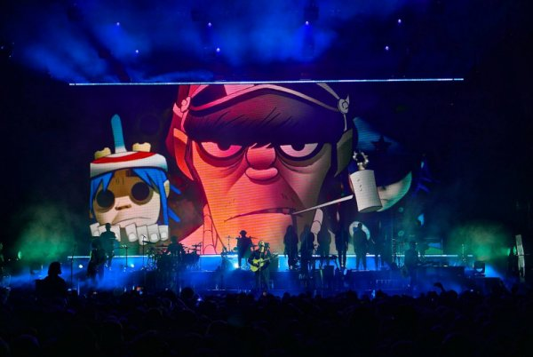 Gorillaz прокомментировали срыв концерта в Москве
