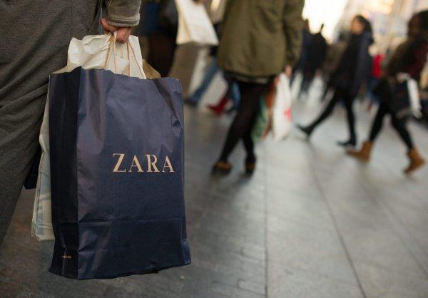 Zara наживается на известном сериале 90-х