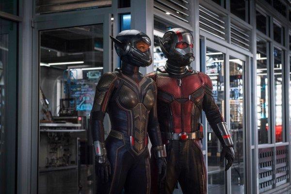Фильм «Человек-муравей и Оса» более популярен, чем первая часть