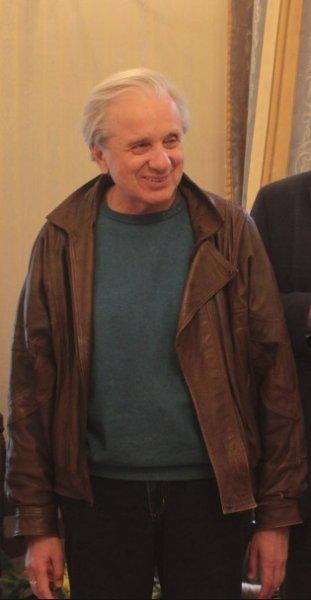 Евгений Стеблов потерял сознание на похоронах Сергея Юрского