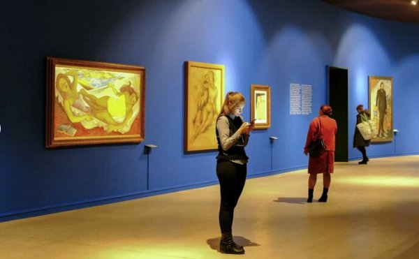 Н.Сергунина: выставка произведений Фриды Кало и Диего Риверы будет открыта до 12 марта