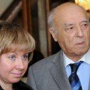 «Им только скандалы подавай»: Супруга Владимира Этуша выступила против «говённой» российской прессы