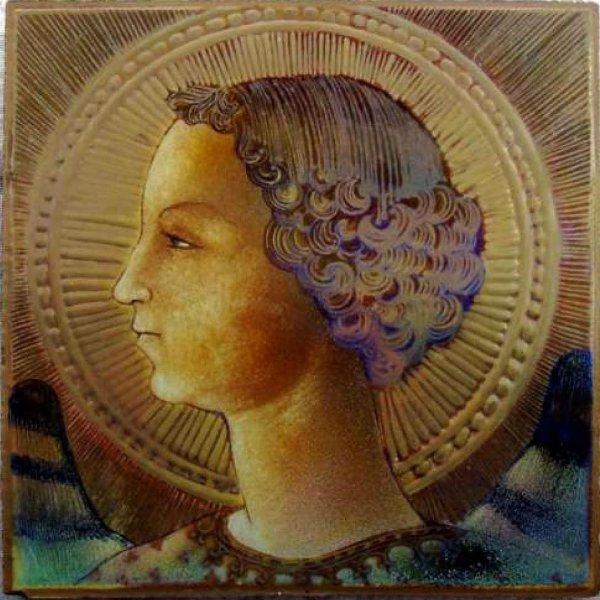 В Риме показали самую раннюю картину, подписанную Леонардо да Винчи