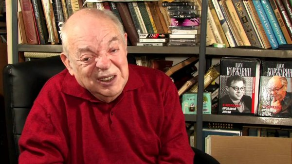 Поэт Наум Коржавин скончался в США