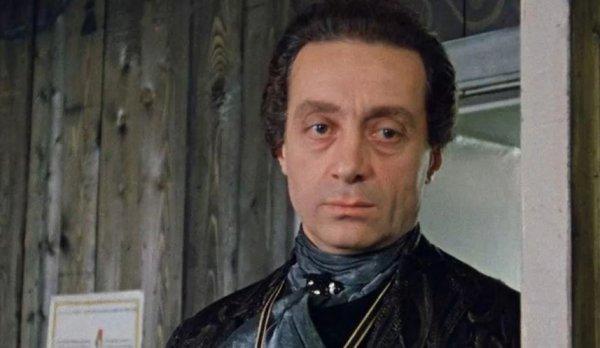 В Грузии скончался главный герой фильма «Формула любви»