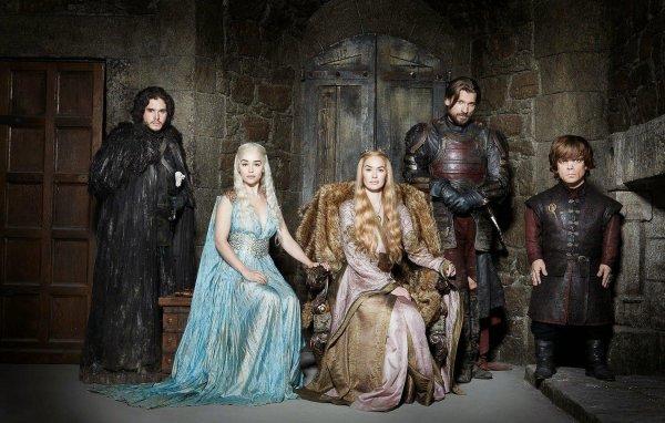 Стало известно, когда и во сколько стартует финальный сезон «Игры престолов» в России